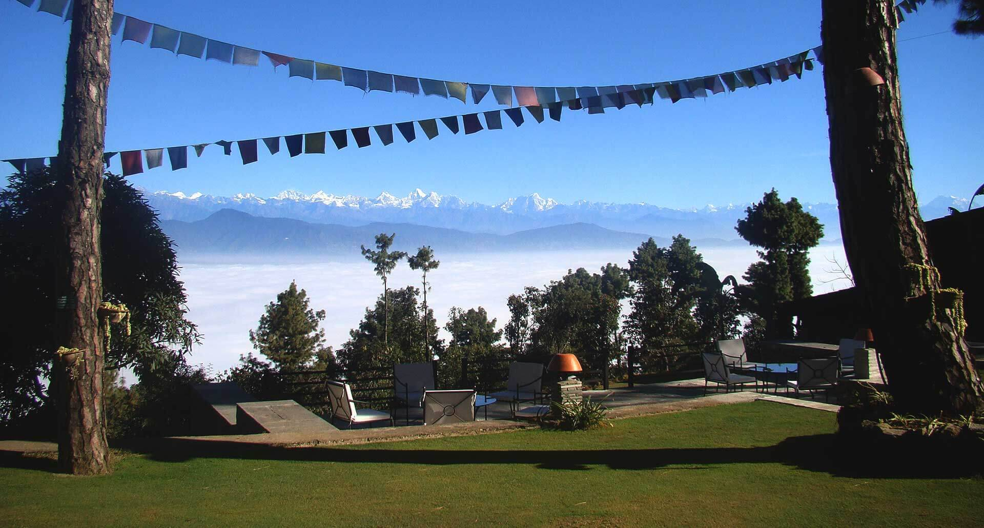 Himalayan Height Resort  (Haatiban Resort)