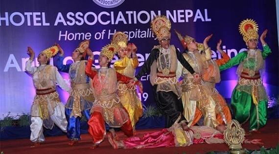 46th Annual General Meeting Program - Hotel Association Nepal